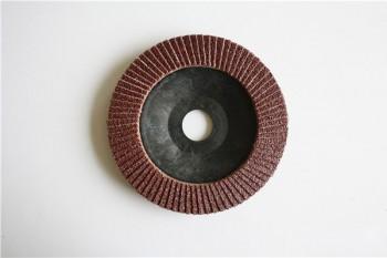 棕刚玉塑盖百叶片